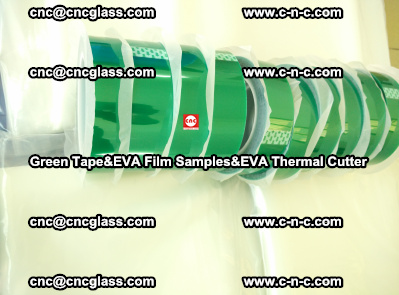 Green Tape, EVA Thermal Cutter, EVAFORCE SPUPER PLUS EVA FILM (81)