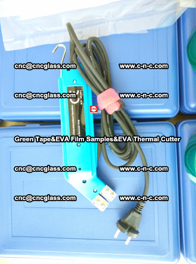 Green Tape, EVA Thermal Cutter, EVAFORCE SPUPER PLUS EVA FILM (95)