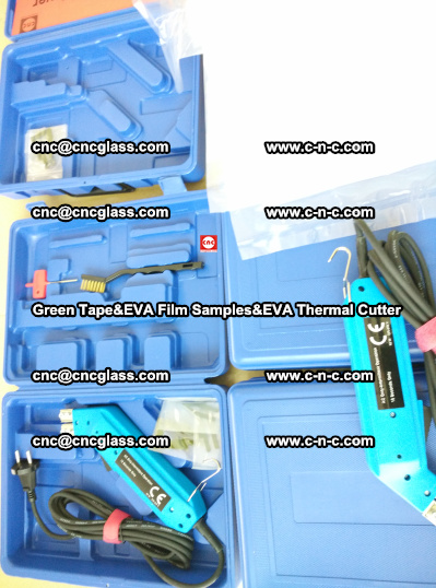 Green Tape, EVA Thermal Cutter, EVAFORCE SPUPER PLUS EVA FILM (98)