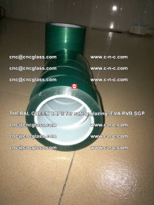 Thermal Green Tape, for safety glazing, EVA PVB SGP (13)