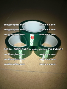 Thermal Green Tape, for safety glazing, EVA PVB SGP (16)
