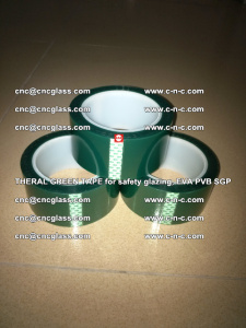 Thermal Green Tape, for safety glazing, EVA PVB SGP (17)