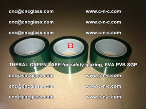 Thermal Green Tape, for safety glazing, EVA PVB SGP (26)