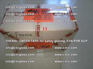 Thermal Green Tape, for safety glazing, EVA PVB SGP (29)