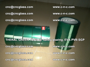 Thermal Green Tape, for safety glazing, EVA PVB SGP (3)