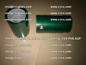 Thermal Green Tape, for safety glazing, EVA PVB SGP (6)