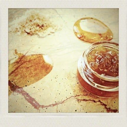 diy brown sugar lip scrub