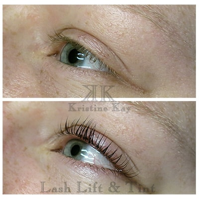 kansas city lash lift lash perm