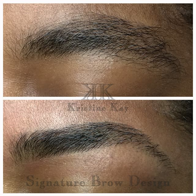 brow shaping kansas city overland park leawood prairie village