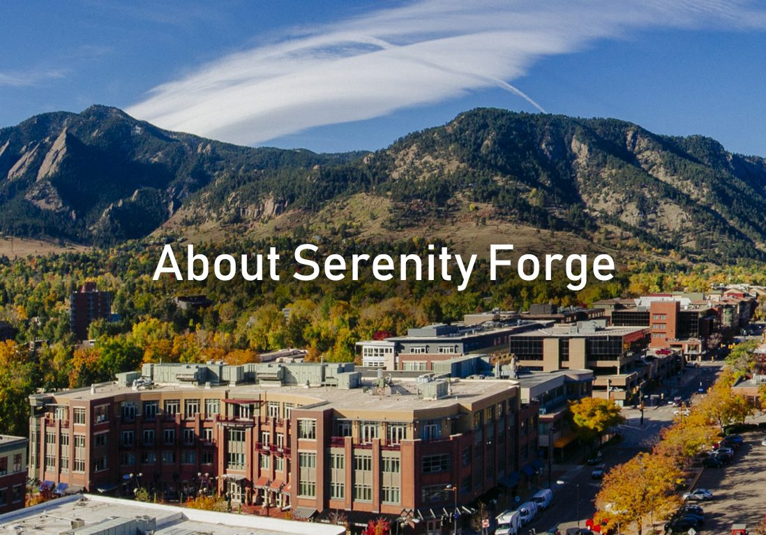 About Serenity Forge