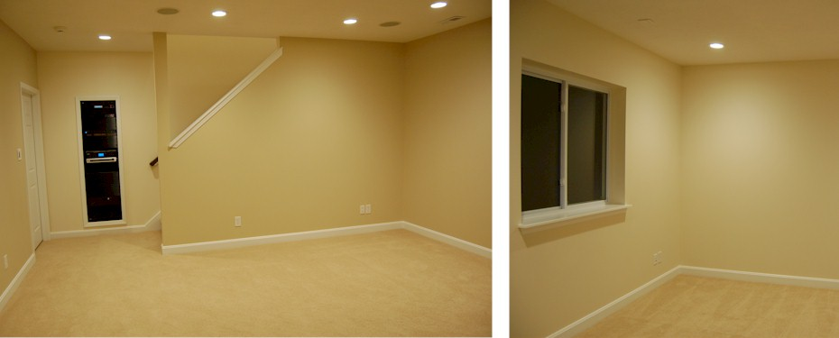 basement-lighting-and-bedroom
