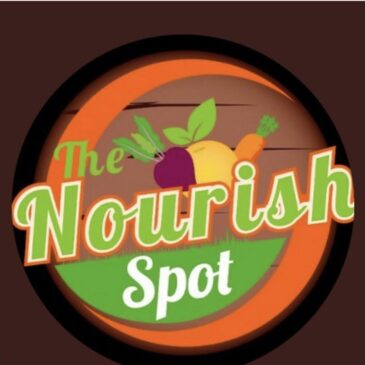 Logo for The Nourish Spot