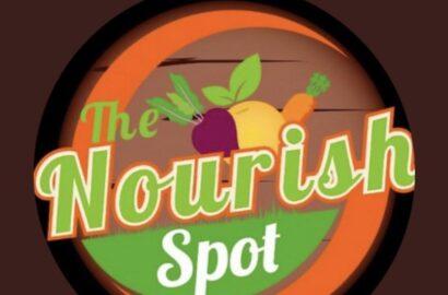 Logo for The Nourish Spot