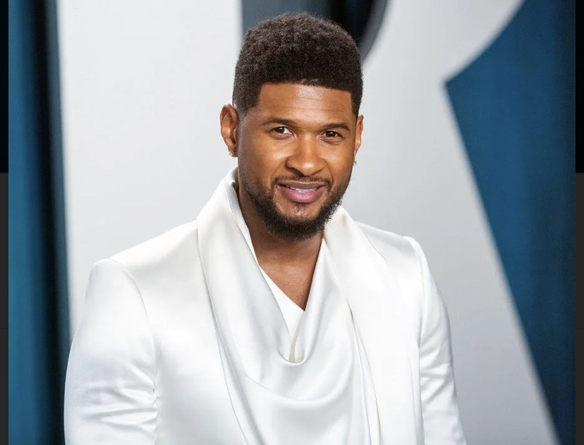 Recording Artist Usher Raymond