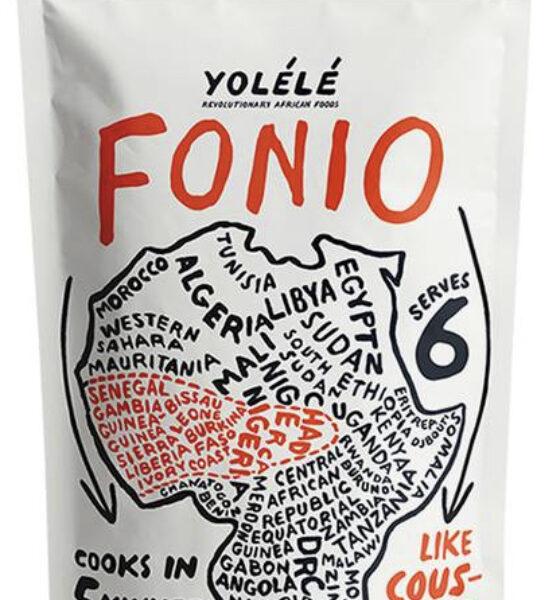 Package of Fonio Grain