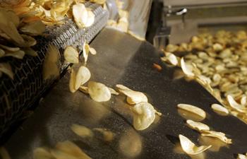 Industrial Frying