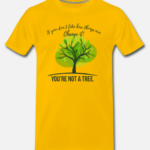 Tree yellow
