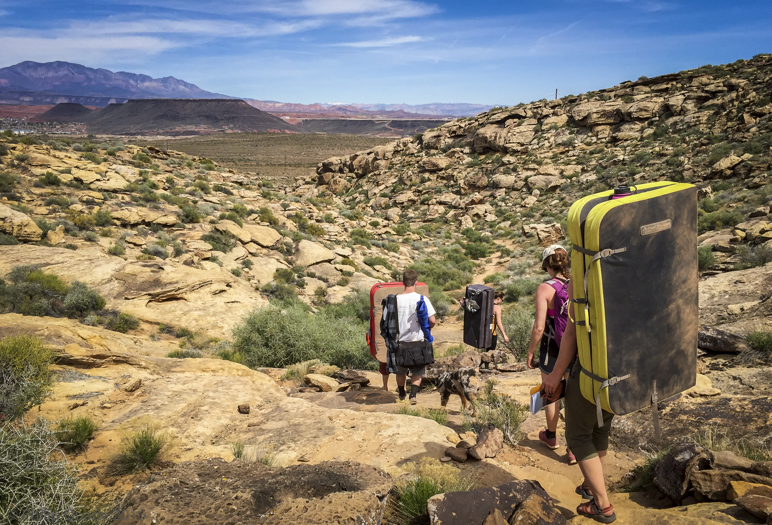 Live Out There Exclusive – Moe's Valley Bouldering: A Beginner's Guide