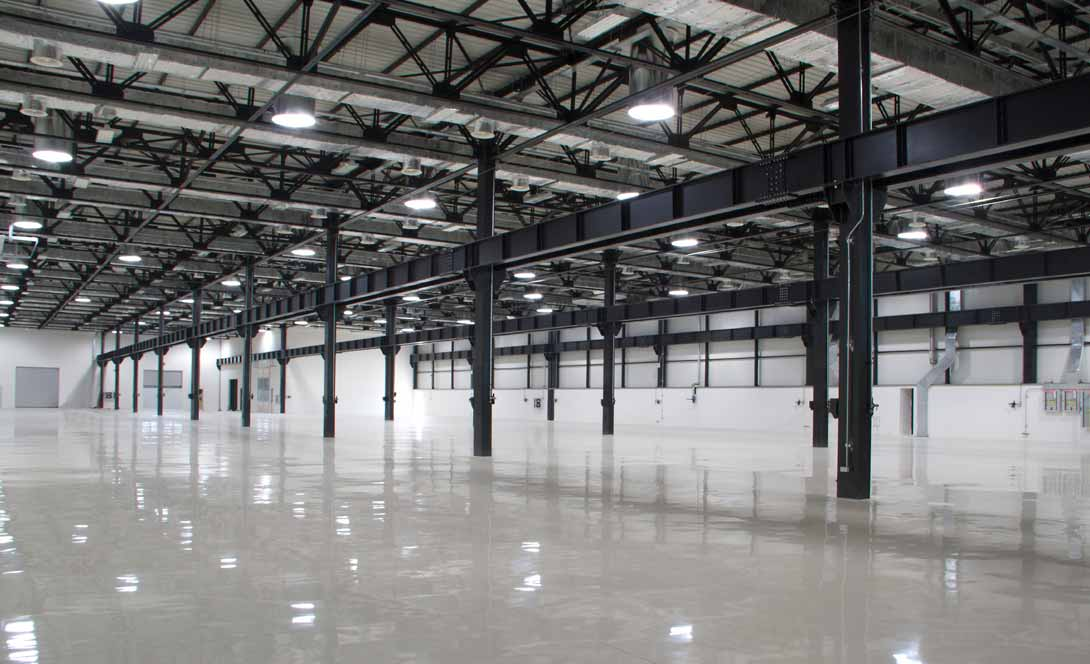 warehouse lighting high efficiency