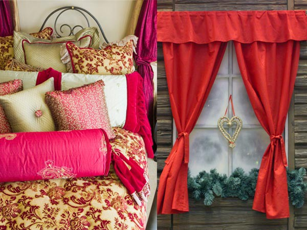 Intresting Ways To Reuse Old Indian Sarees For Home Décor