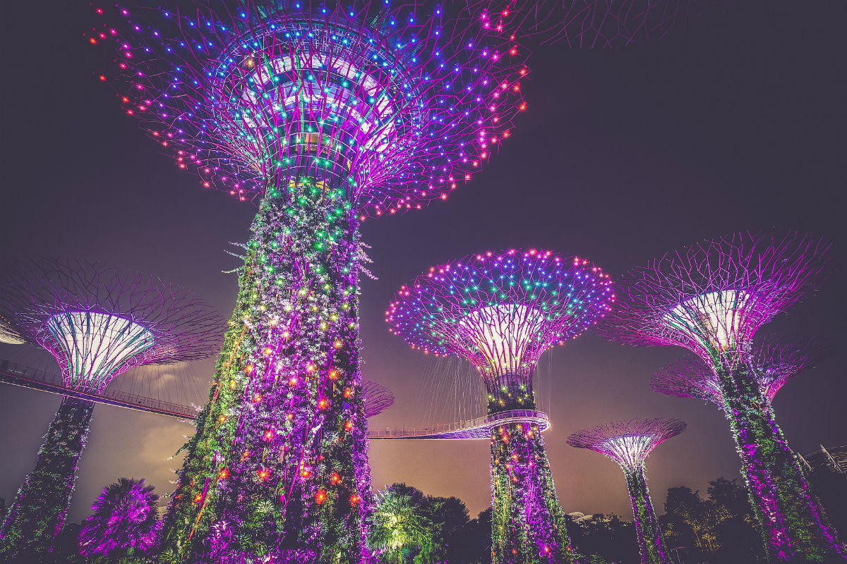 Singapore – The Lion City