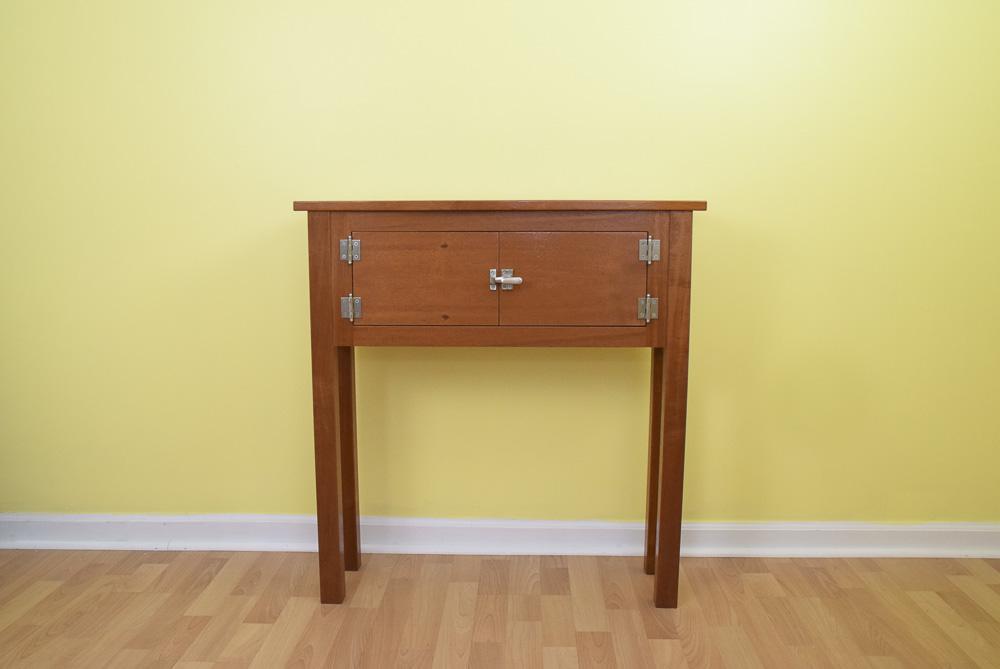 designable mahogany icebox
