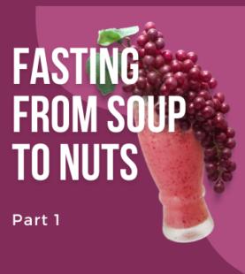 Spiritual Fasting – Part 1