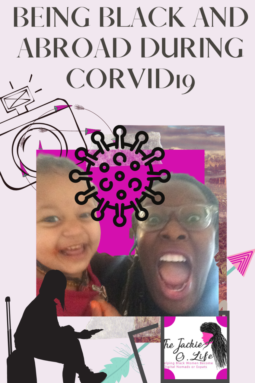 BEING BLACK AND ABROAD DURING CORVID 19