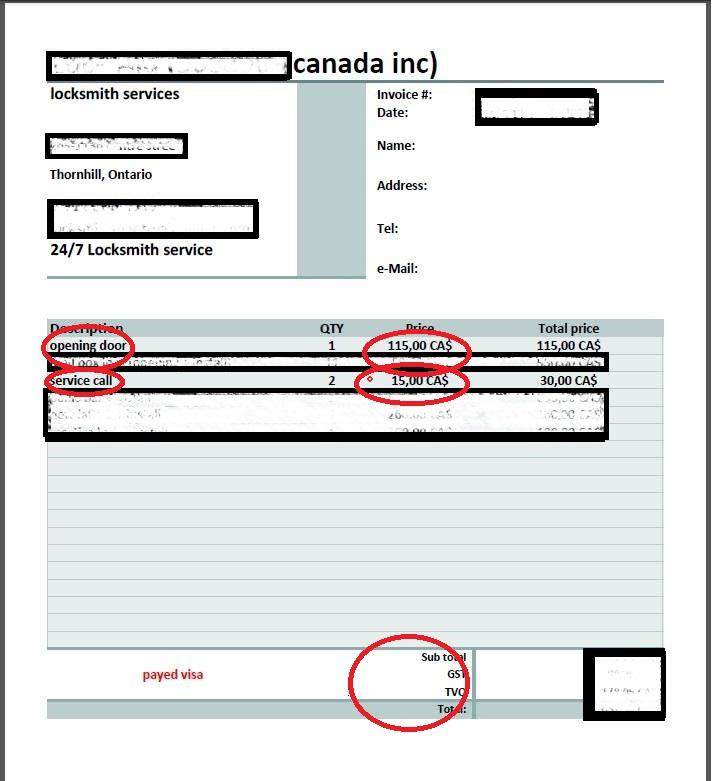 kakamaika invoice