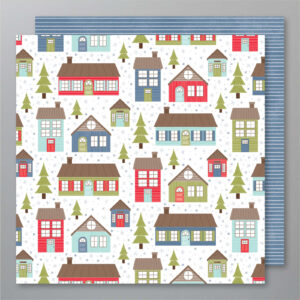 Trimming the Town Designer Series Paper