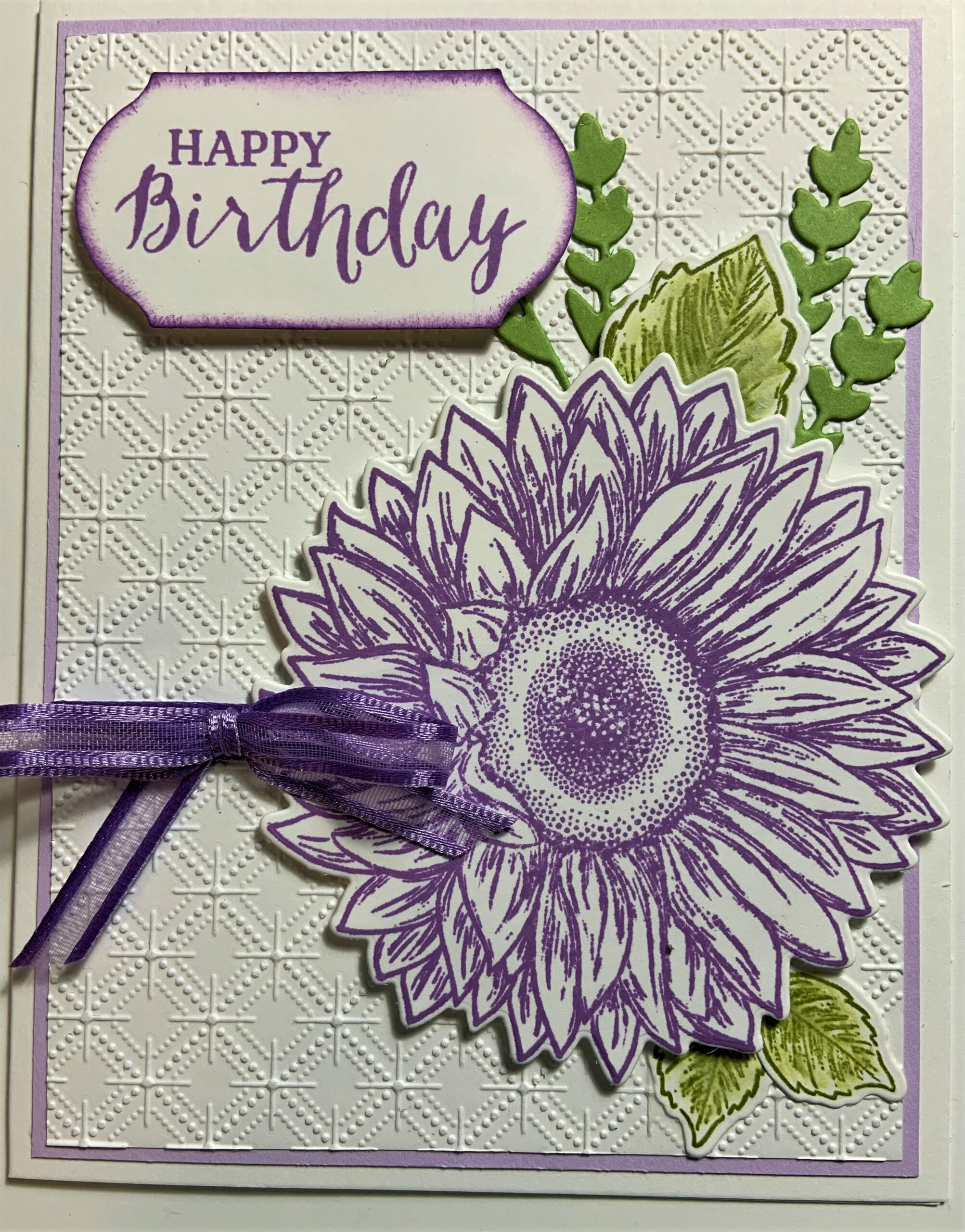 Celebrate Sunflowers Stamp Set