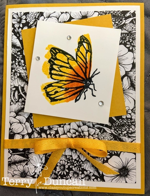 A Touch of Ink Card
