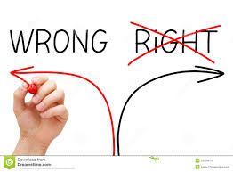 Choosing Wrong