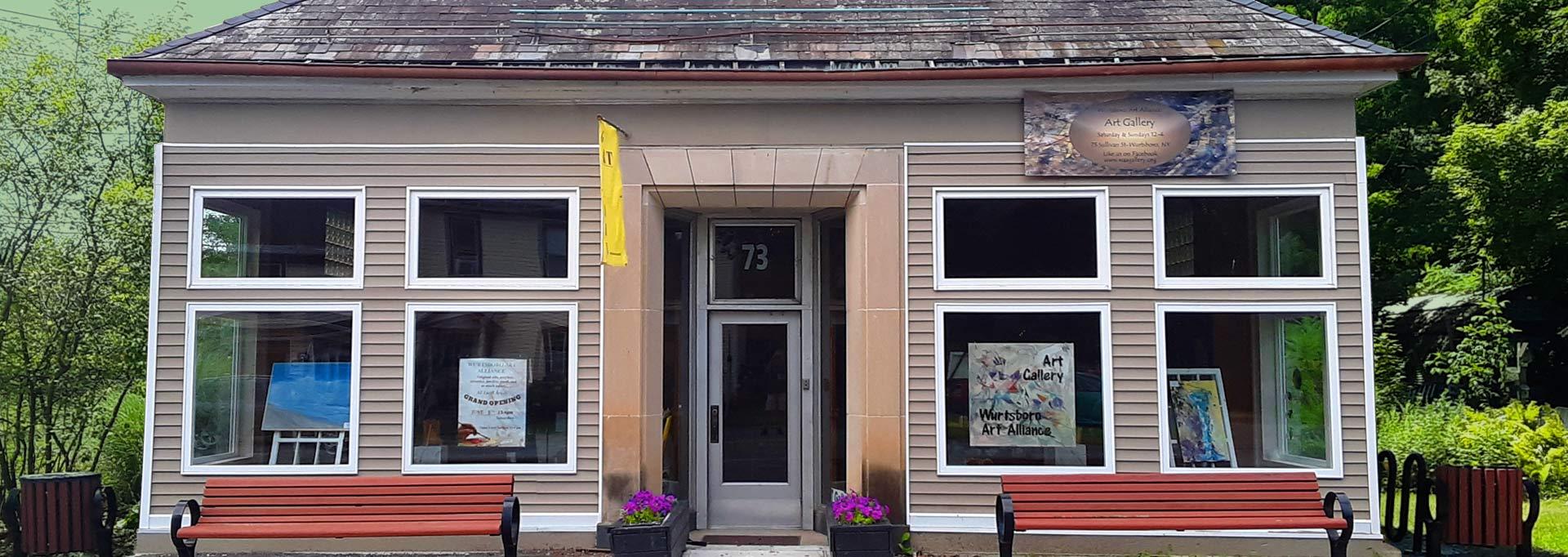 Wurtsboro Art Alliance 1