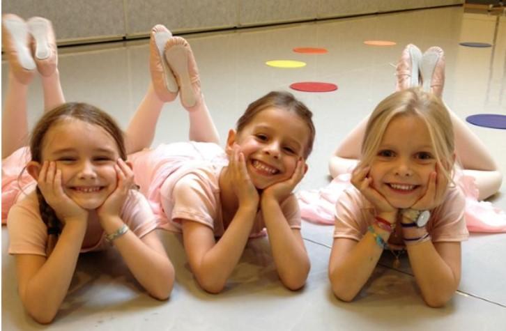 Summer Dance Camp for Girls