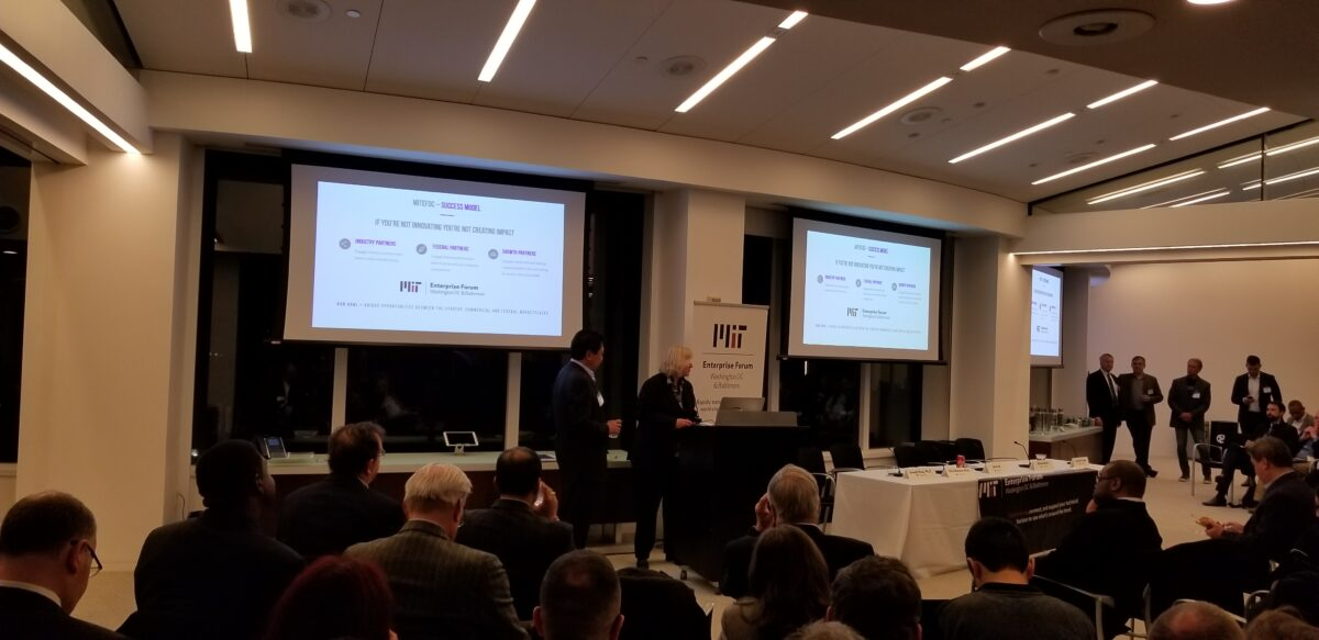 Quantum Computing in DC: Event Summary