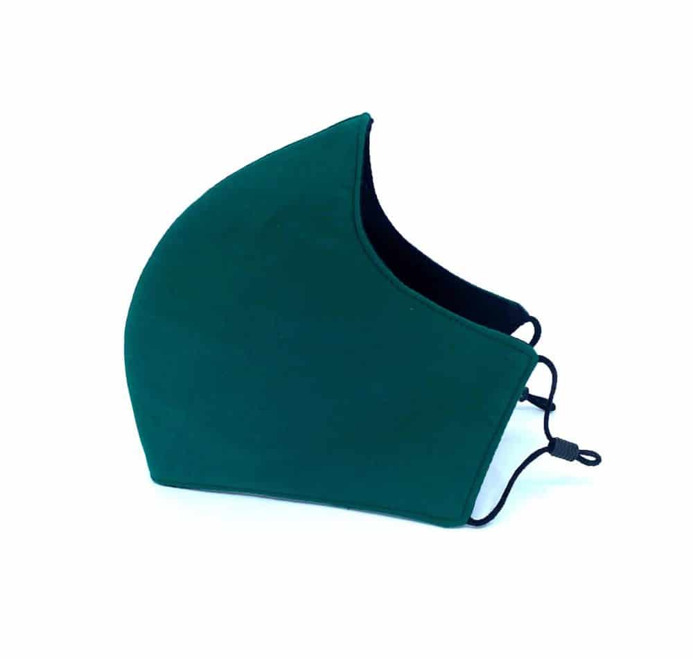 Green Reusable Face Mask