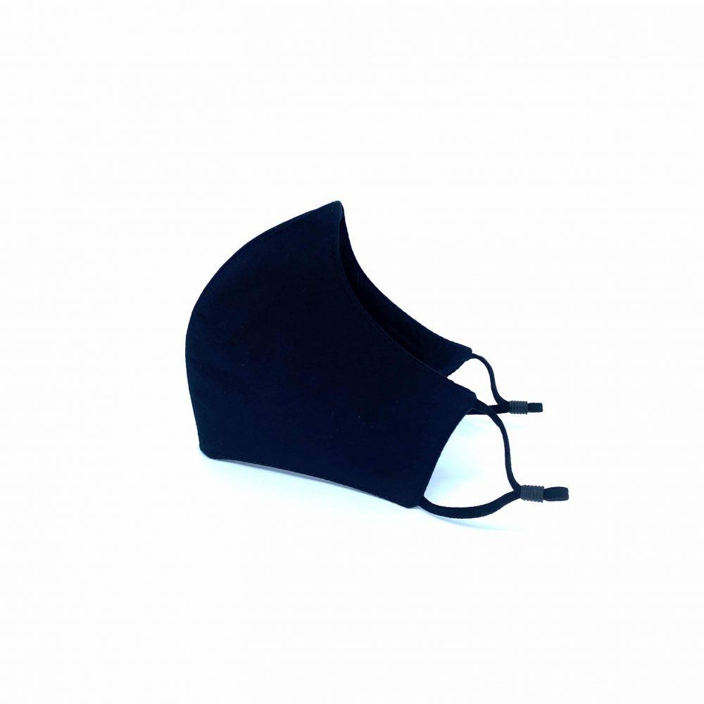 Black Reusable Face Masks