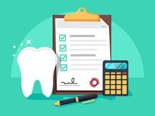 Saving for Dental Insurance