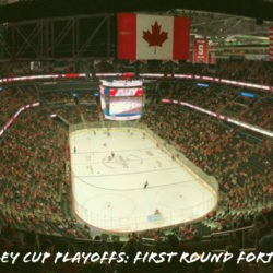Mr. Always Write, Stanley Cup Playoffs