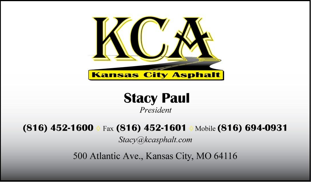 Kansas City Asphalt