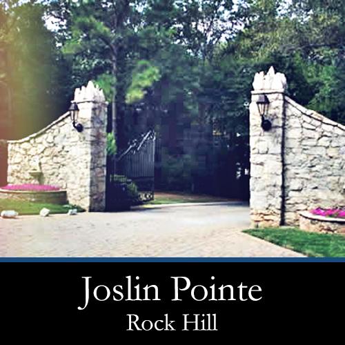 Joslin Pointe Rock Hill
