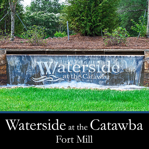 Waterside at the Catawba Fort Mill