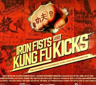 Iron Fists and Kung Fu Kicks: Netflix