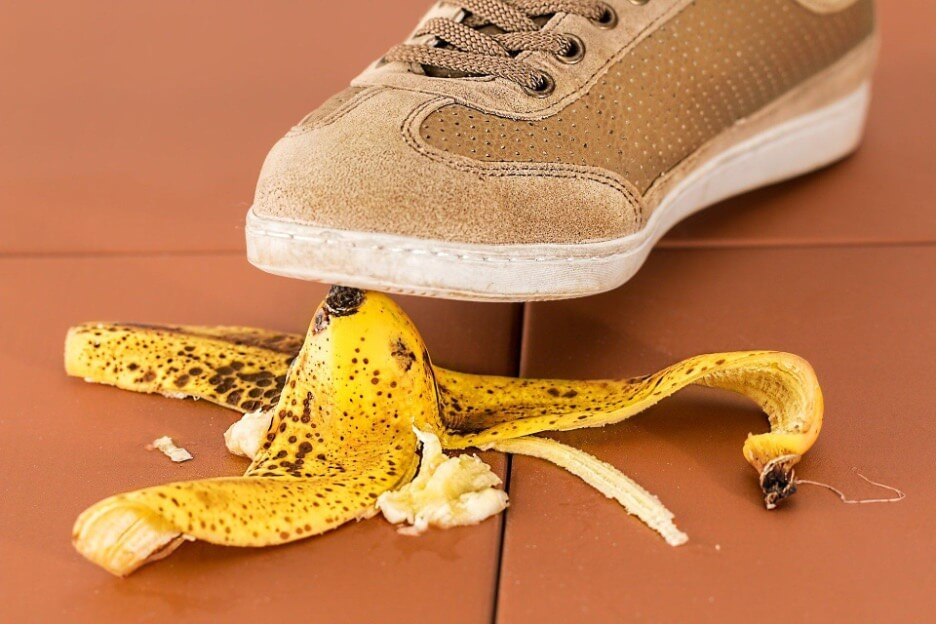 6 Steps after a Slip & Fall Accident