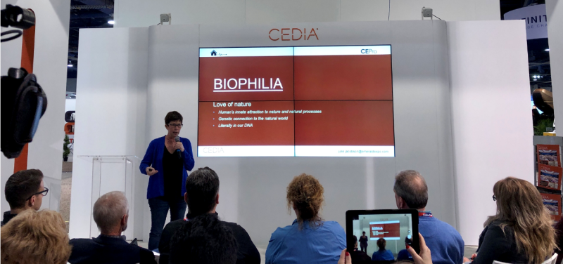 Biophilia and the Reason Smart-Home Pros Can Own the Wellness Category