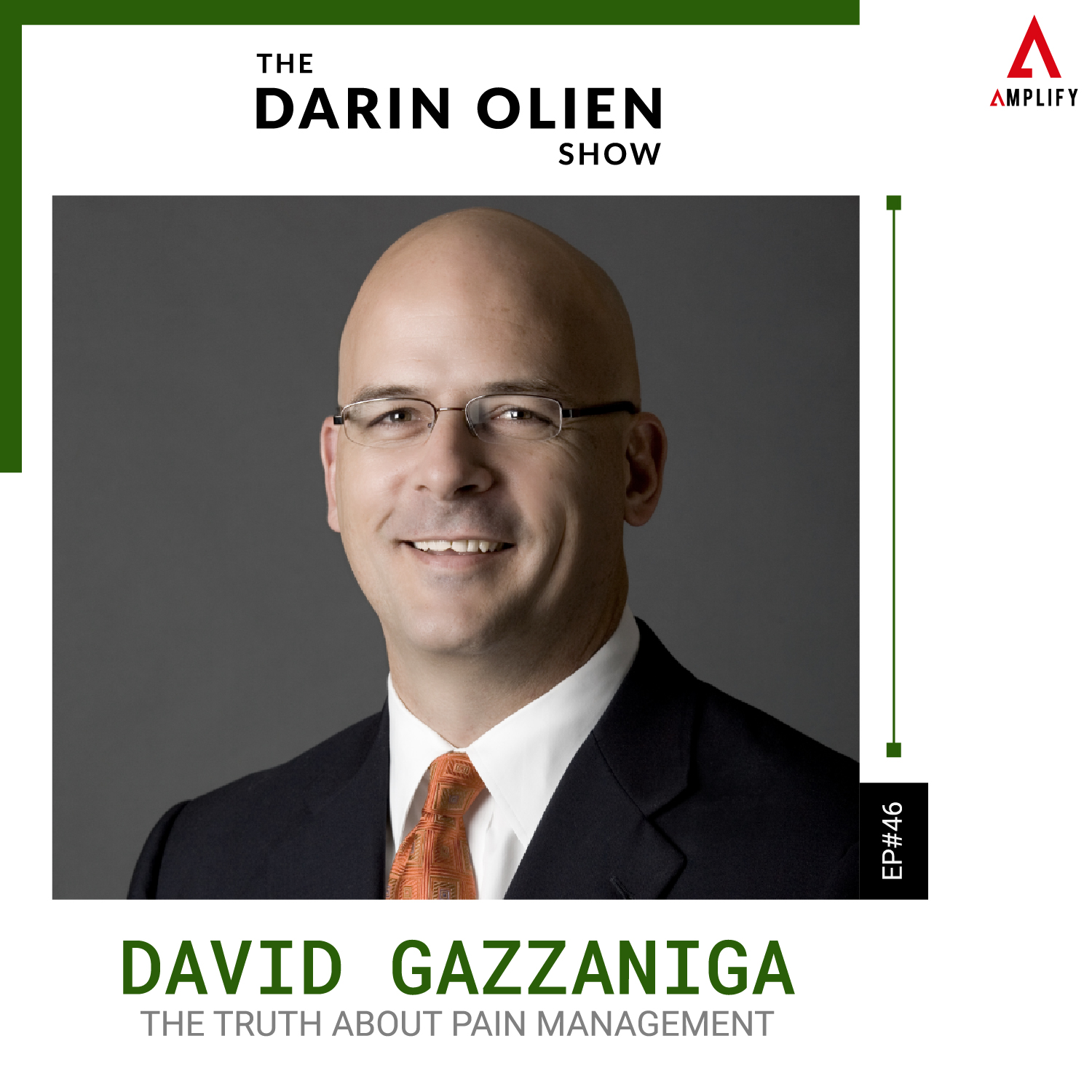 #46 Dr. David Gazzaniga on The Truth About Pain Management