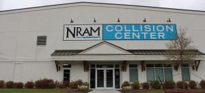 NRAM Collision Center
