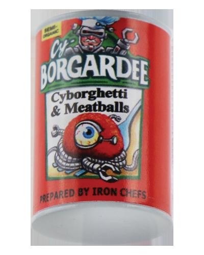 CY-BORGARDEE