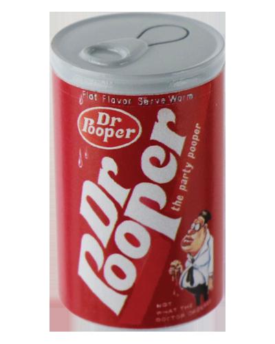 DR POOPER